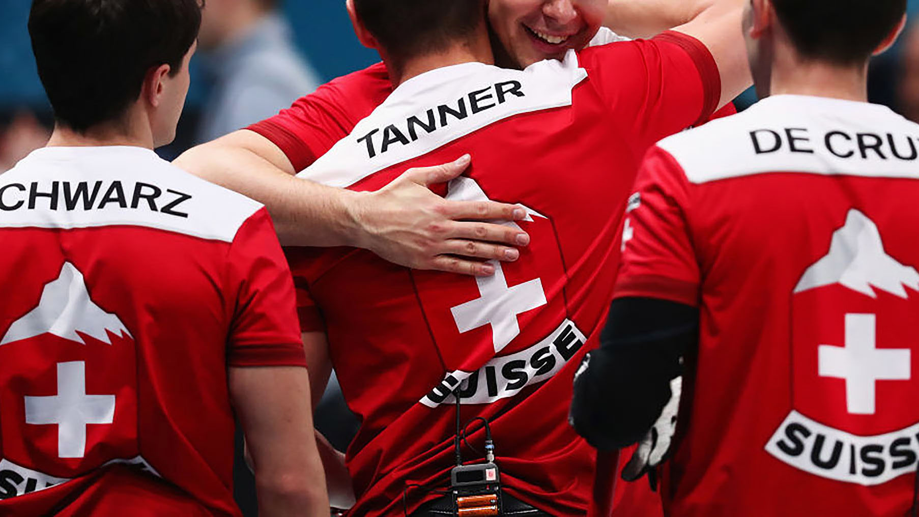 Swiss Olympic Curling Team